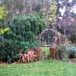 Prendre soin de son jardin pendant la saison des pluies
