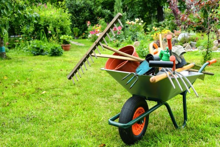 Guide pour vos outils de jardinage